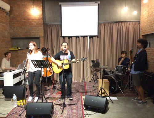 Worship on 28 Feb. 2016