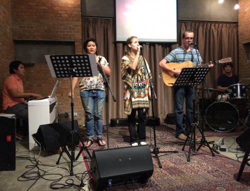Worship week 5-6 March, 2016