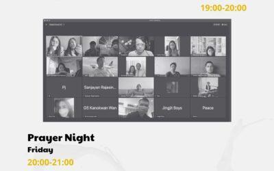 Prayer Night – คืนอธิษฐาน